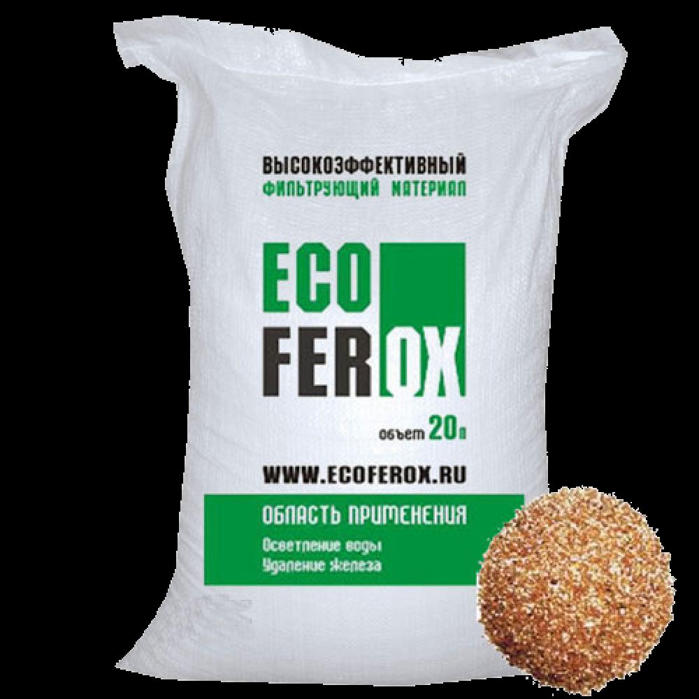 Загрузка обезжелезивания EcoFerox (20 л, 12 кг)