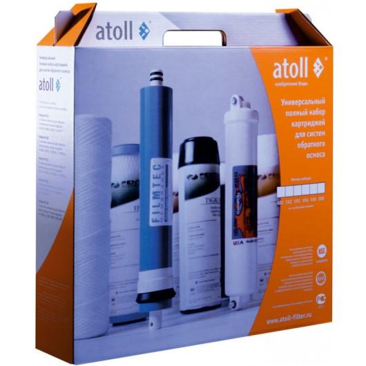 Набор фильтрэлементов atoll №102 STD (для A-550, A-560)