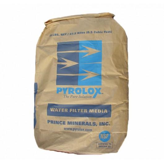 Загрузка обезжелезивания Pyrolox (11,2 л, 27,2 кг)